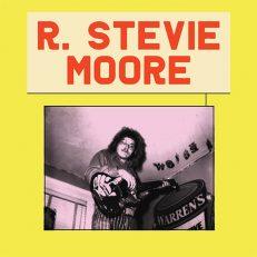 R. Stevie moore on earth (blk/pink splatter) (rsd 2021)
